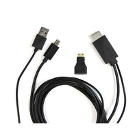Aaxa 11-Pin AV High Quality MHL Cable