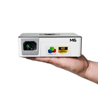 Aaxa M6 HD Portable Projector 1200 Lumens