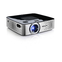 Philips Picopix PPX3417W Wireless Super Pocket Smart Projector