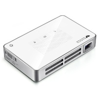 WOWOTO A5 Portable Video Projector wireless HD (With battery - power pack)