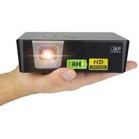 Aaxa P6X World's brightest battery powered Pico Projector 4 hour Battery
