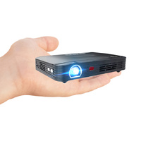 WOWOTO T8e Portable Video Projector, 2000 lumens - 3D HD